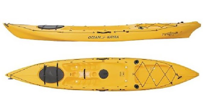 location kayak granville